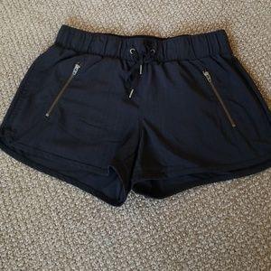 Athleta black shorts